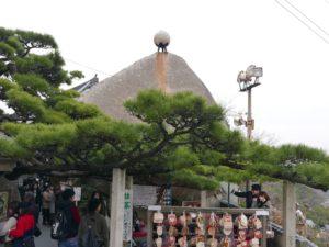 千光寺玉の岩