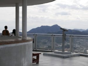 千光寺展望台