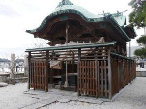 住吉神社 境内