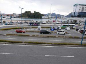 尾道駅前ロータリー