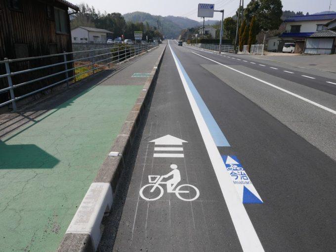 大島 サイクリングロード