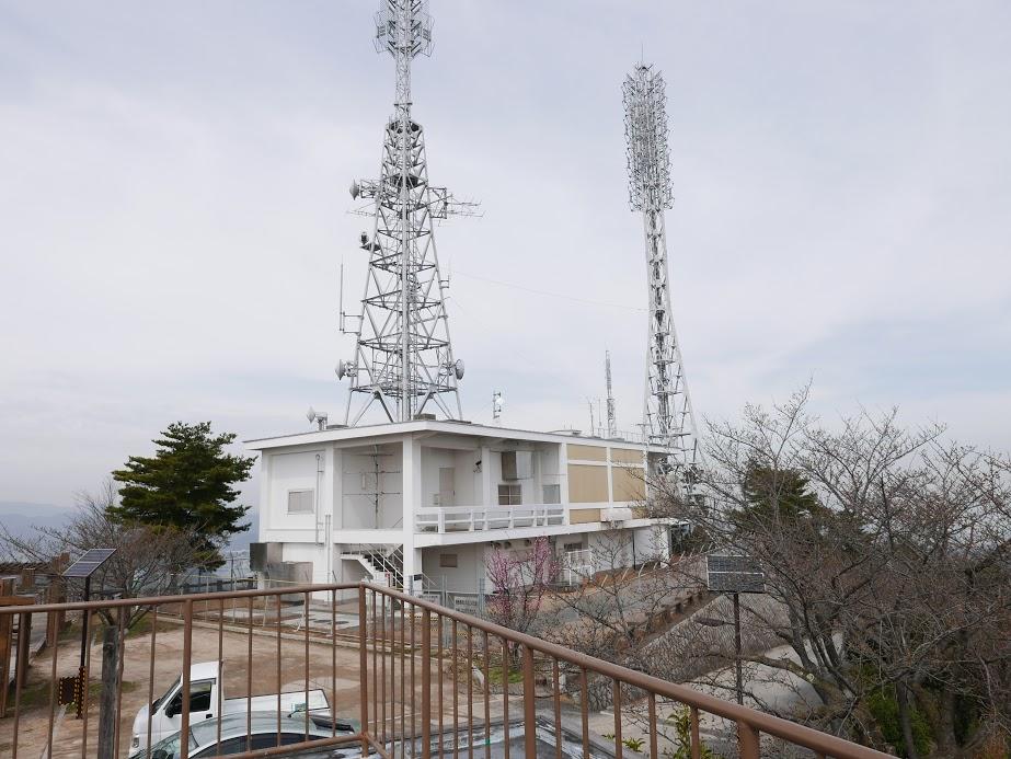 高見山テレビ放送所