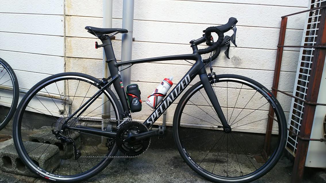 推定価格100万円の自転車