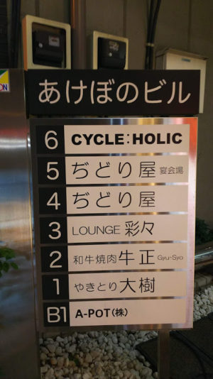 サイクルホリック